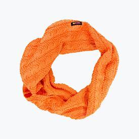 638cb3b5b2f Dětský pletený Merino nákrčník SB12 Oranžová