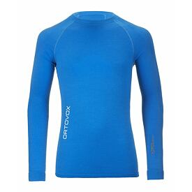 Pánské merino triko 230 Competition long sleeve ORTOVOX  Blue Sea