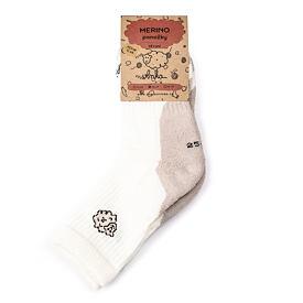 6a53635e278 Termo ponožky z ovčí vlny dětské - Ovečkárna.cz