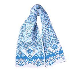 Dětská pletená šála merino KAMA SB07 Bílá 1ea713629c